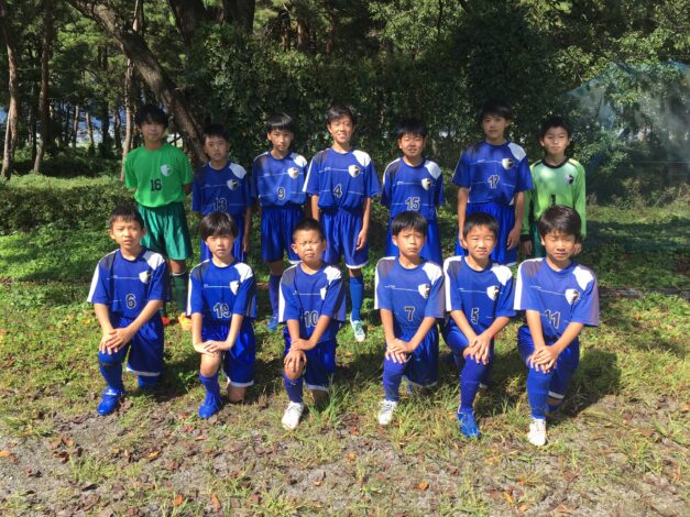 第45回全日本U-12サッカー選手権大会群馬県大会トーナメント表 2021.10.11